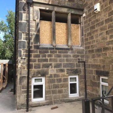South Drive, Harrogate | Stone Masonry