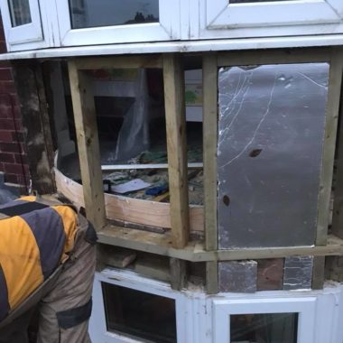 Bay Window Repair, Leeds